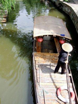 Canal Transportation