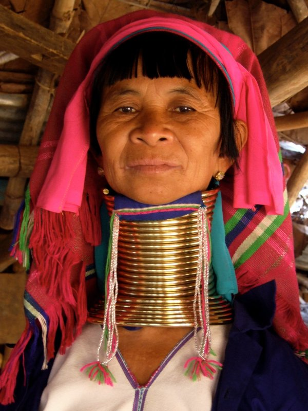 Karen Hilltribe Woman