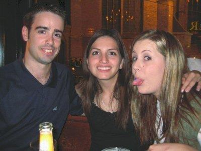 Alex, Natalia, Jennifer, Fiddler's