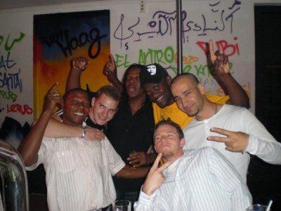 Boyz, Den Haag