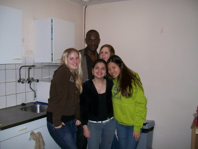 Christina, Lucau, Natalia, Jennifer, Jinny