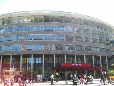 Haagse Hogeschool front