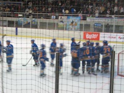 SK hockey