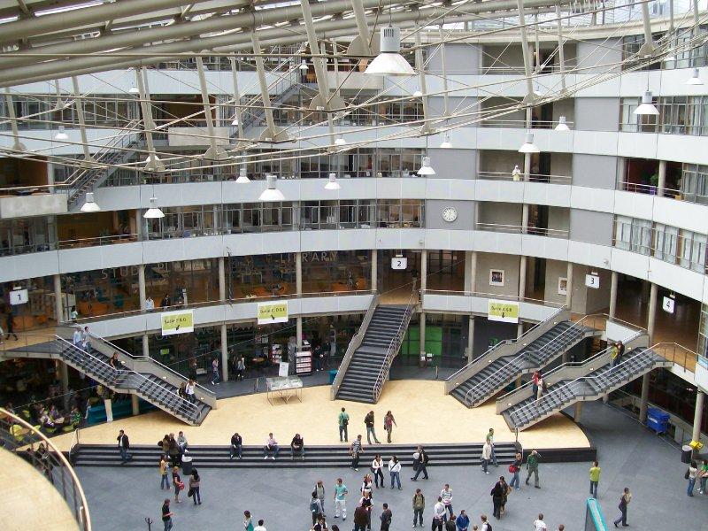 Haagse Hogeschool inside