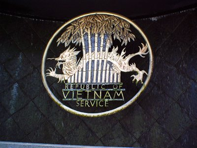 Viet Nam Memorial Dragon