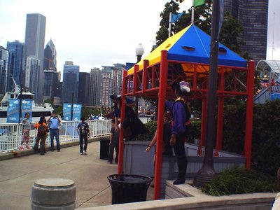 Pirates of Navy Pier