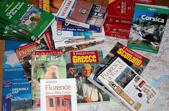 Popular Guidebooks Photo courtesy of ExperiencePlus.com