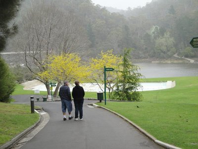 Cataract Gorge & Basin