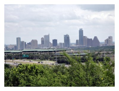 Austin Skyline from Barton Creek Mall