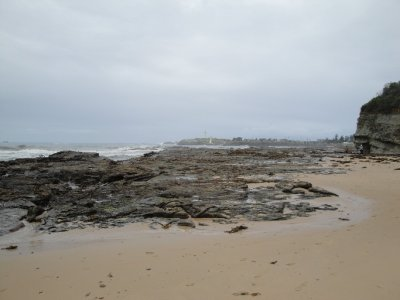 North Beach, Wollongong Harbor