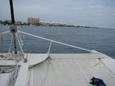 leaving Nassau