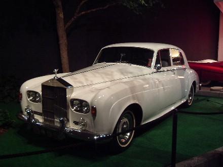 Elvis Presleys Rolls Royce
