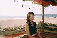 Goan beach life