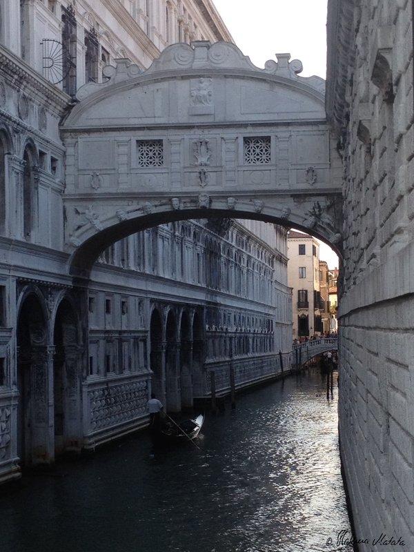 Venice ponte dei sospiri