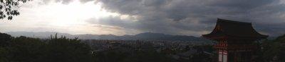 über den dächern von Kyoto