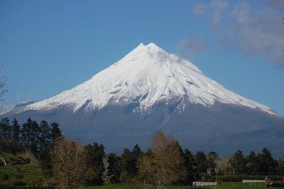 Mt Taranaki Does Exist!!!!