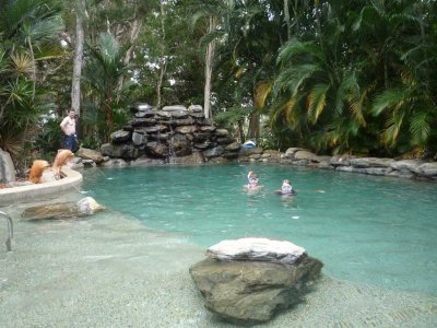 GlengarryBig4 Swimming Pool