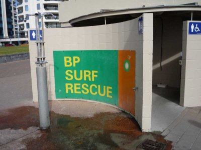 BP Surf Rescue . . . Really?