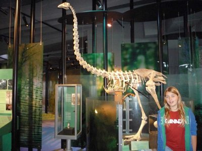 Claire and Moa Skeleton