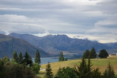 Another Wanaka Campground View
