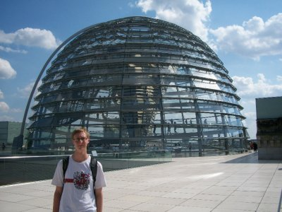 Dome on the Reichstag