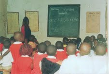 Teach English at Nabweru Parents Primary School