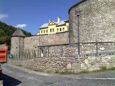 Kremnica old town