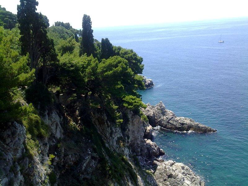coast - Dubrovnik