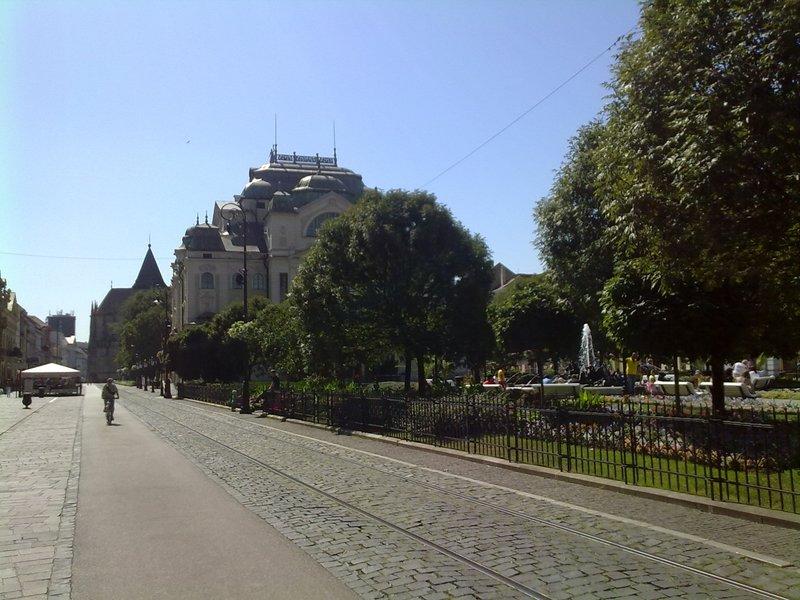 Košice old town