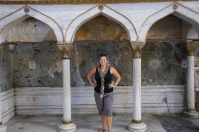Arches, Aya Sofya