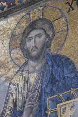 Jesus at Aya Sofya