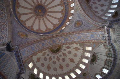 Roof ın the Great Mosque