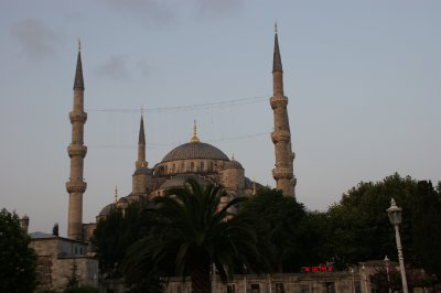 More Blue Mosque