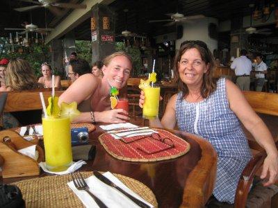 Girls At El Avion