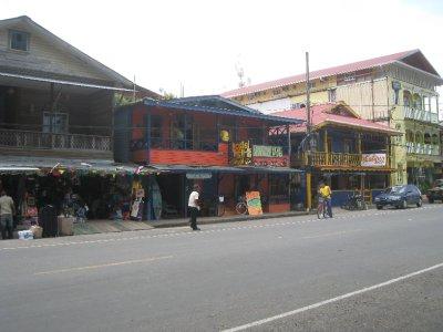 Hostel Heike on the main drag