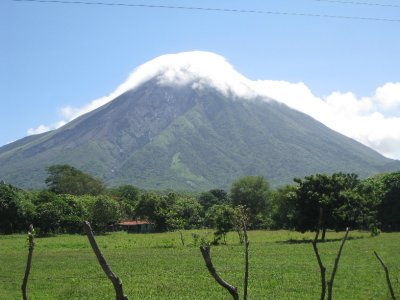 Volcan Concepcion, Ometepe