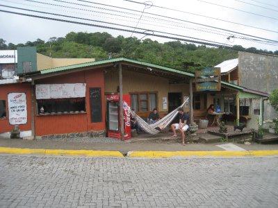 Pension, Santa Elena