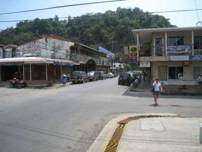 A Quepos Street