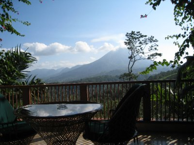 Our Deck at Springs Resort