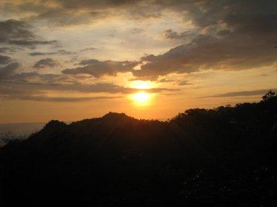 Sunset from El Avion