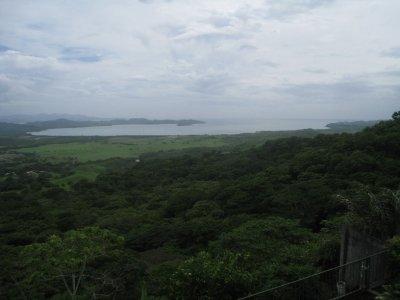 View from La Cruz hotel