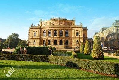 Rudolfinum Gallery Prague