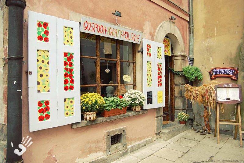 Polish cuisine сafe