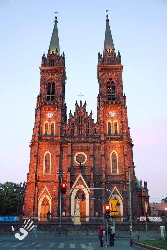 Lodz Catholic Church
