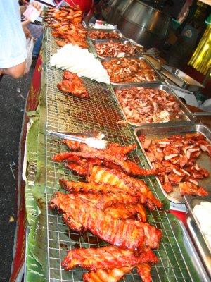Chinese New Year Celebration in Chinatown