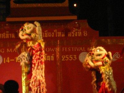 Dancing Dragon Performance