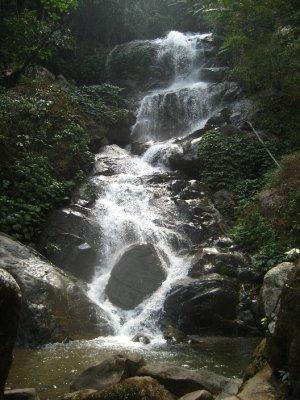 Ahka Hill Waterfall