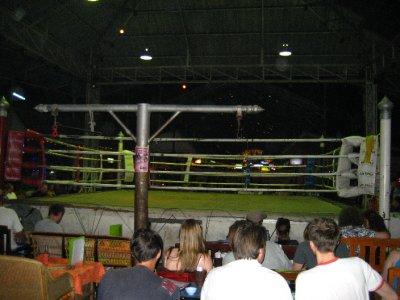 Thai Boxing Ring