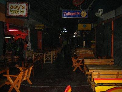 Street of Bars