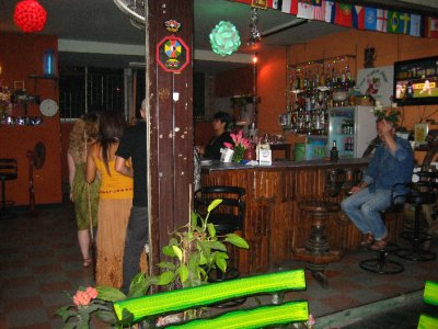 The Bar We Went To